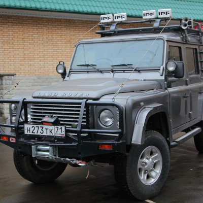 Land Rover Discovery ремонт, запчасти, тюнинг